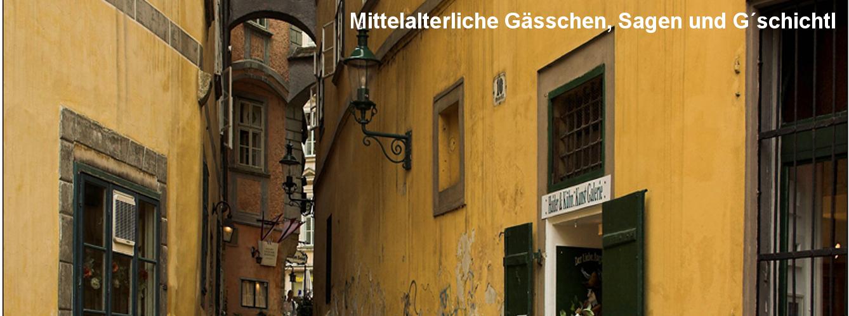 Mittelalterliche Gässchen (no date)