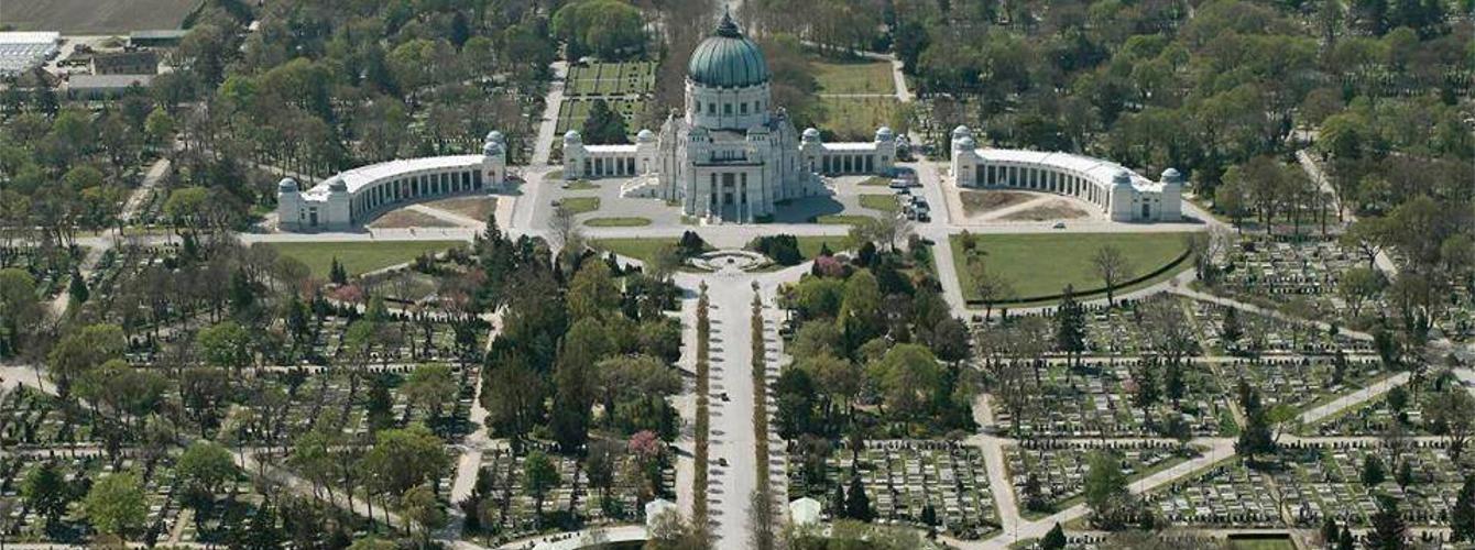 Zentralfriedhof – Stadt der Toten mit Safu, 1. Juli