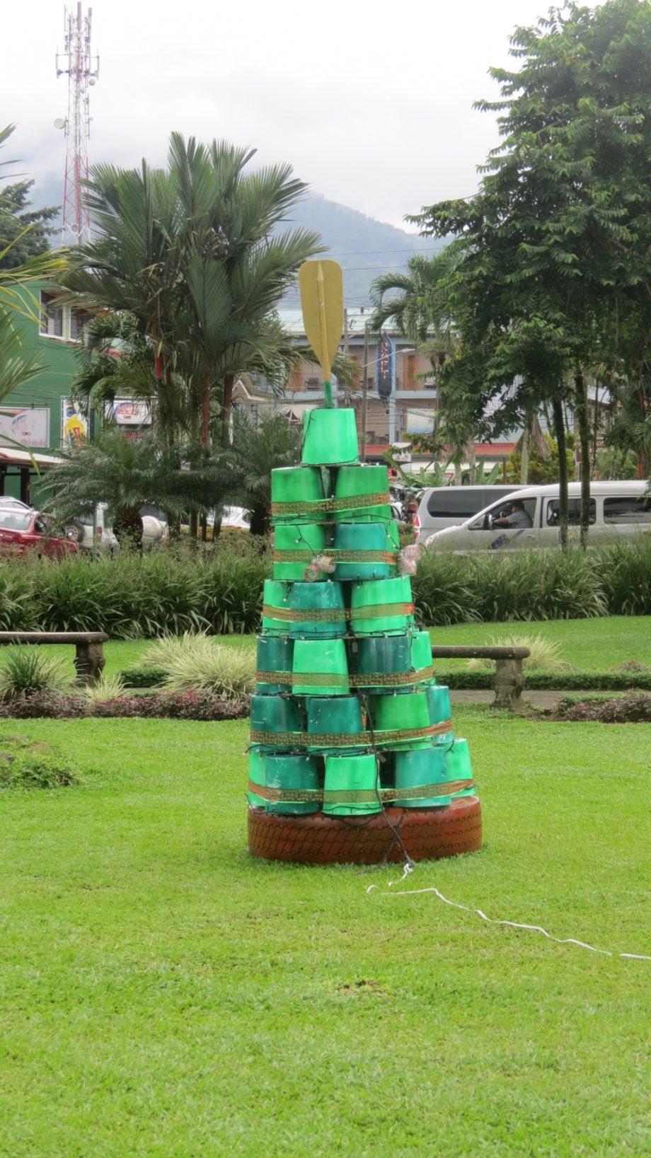 Aus der Reihe: Kuriose Weihnachtsbäume…