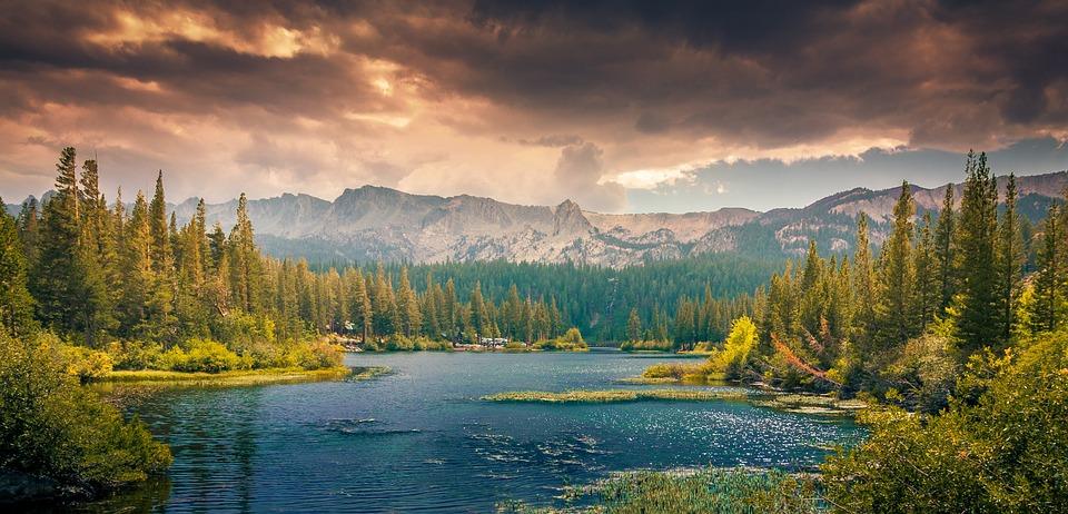Landschaftsidylle Kanada