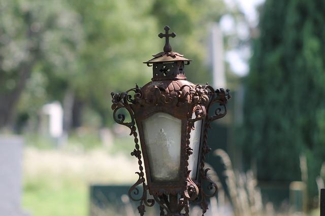 Grablaterne am Zentralfriedhof - Stadt der Toten mit SaFu